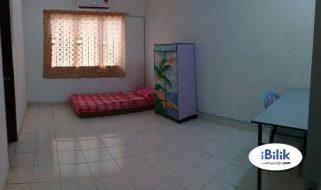 room for rent, single room, taman damai utama, Room FOR Rent at Puchong DAMAI UTAMA With Private Bathroom, High Speed Wifi