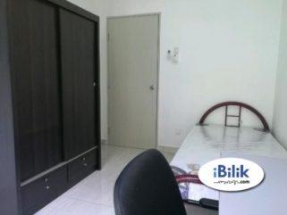 room for rent, medium room, bandar sunway, Available Room Rent At Bandar Sunway, Sunway Pyramid, PJS 9 , PJS 7 with Internet
