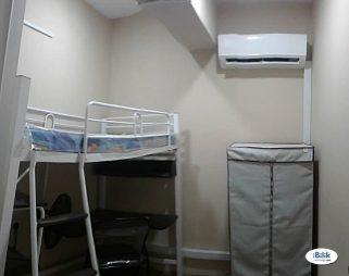 room for rent, medium room, kelana jaya, Full Furnish Room at SS4 Kelana Jaya,Dataran Glomac SS6 WI-FI