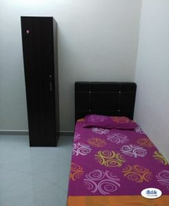 room for rent, medium room, damansara utama, Available Room For Rent Uptown Damansara Utama & WI-FI