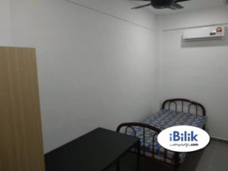 room for rent, medium room, ss 2, Available Room at SS2 For Rent Near With Tropicana Mall With FREE WIFI