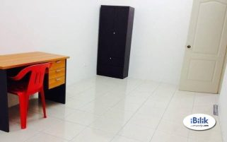 room for rent, medium room, seksyen 14, Furnished Room at Section 14, Jaya 33, 3 Two Square WI-FI