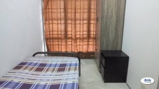 room for rent, medium room, kota damansara, Available Room Rent Kota Damansara Section 5, MRT With WI-FI