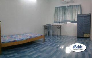 room for rent, medium room, bandar sunway, Available Room For Rent At Bandar Sunway PJS 9 Near The One Academy With High Speed Wifi
