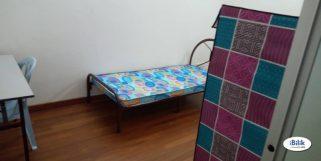 room for rent, medium room, taman mayang, Room at Taman Mayang & WALKING LRT Kelana Jaya & High Speed WI-FI