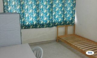 room for rent, medium room, setia alam, Setia Alam Room For Rent With High Speed WI-FI