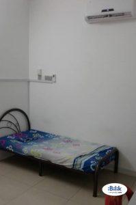 room for rent, single room, bandar botanik, Room Rent At Bandar Botanik, Klang With Weekly Cleaning Provided