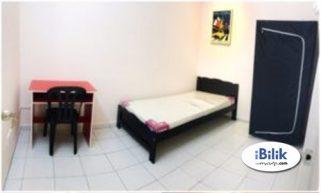 room for rent, medium room, setia alam, Room at Setia Alam Nearby Setia City Mall, Klang Sentral , Bukit Raja With High Speedy Wi-fi