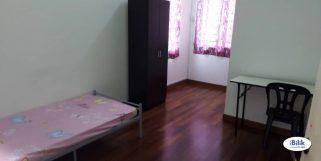 room for rent, medium room, seri kembangan, Room at 16 Sierra, Puchong With Free Weekly Cleaning