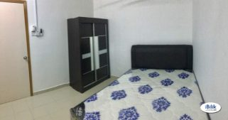 room for rent, master room, taman tun dr ismail, Room At TTDI, Kuala Lumpur With Wifi