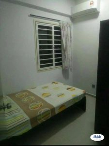 room for rent, medium room, subang jaya, Middle Room At Putra Heights , Subang Jaya Near to LRT, Putra Point town