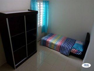 room for rent, single room, taman damai utama, Small Room FOR Rent at Puchong DAMAI UTAMA , High Speed Wifi