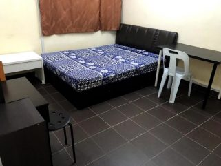 room for rent, medium room, kota kemuning, nice room for rent