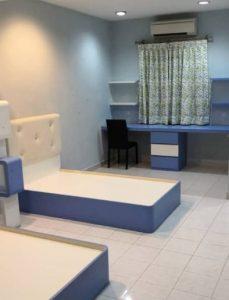 room for rent, medium room, kota kemuning, Room for rent near aeon big bukit rimau and gamuda walk