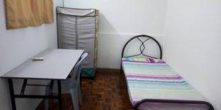 room for rent, single room, taman mayang, ss25