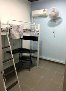 room for rent, medium room, damansara utama, SS21 medium room for rent