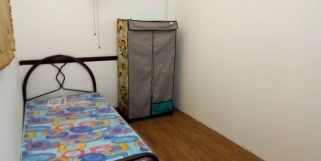 room for rent, medium room, taman tun dr ismail, Clean room for rent