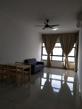 room for rent, apartment, mont kiara, Resort facilities with Fully furnished 2CP nice view