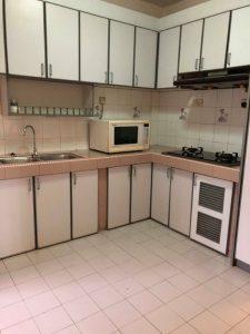 room for rent, medium room, bandar sunway, Sunway Court Ground Floor