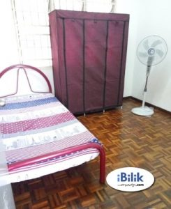 room for rent, medium room, damansara kim, Private Room at SS20 Damansara Kim, Damansara Utama With WIFI