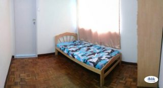 room for rent, medium room, ss18, Available Room Walking Distance To SS18 Subang LRT, With Free WIFI