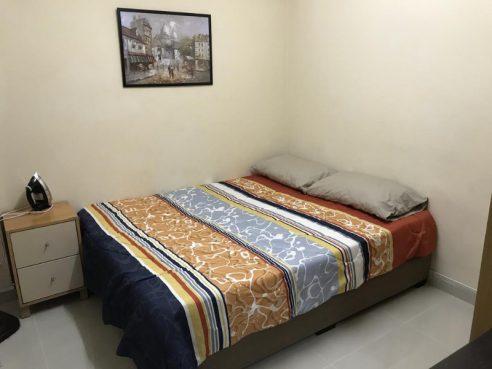room for rent, single room, kota kemuning, FREE WIFI ROOM FOR RENT