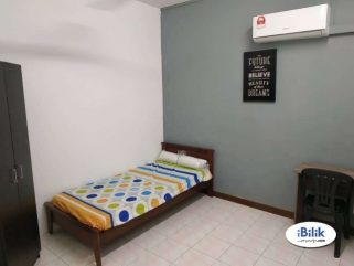 room for rent, medium room, ss 15, Non smoking Unit room At SS15, Subang Jaya 5mins Walking INTI College, Subang Square With Wifi , Cleaning Service