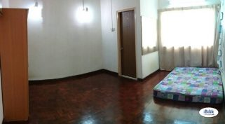 room for rent, medium room, damansara utama, Available Room at Damansara Utama Uptown, SS21 & WIFI