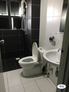 room for rent, medium room, taman tun dr ismail, Affordable Living At TTDI with 100MBPS WIIFI
