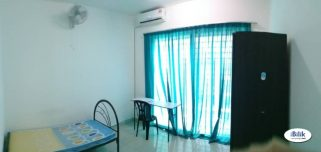 room for rent, medium room, cheras, High Speed WI-FI Room To Rent at Cheras, Alam Damai