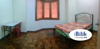 room for rent, medium room, ss18, Available Room At SS 18 Subang Jaya 4mins WALK LRT With Free Wifi