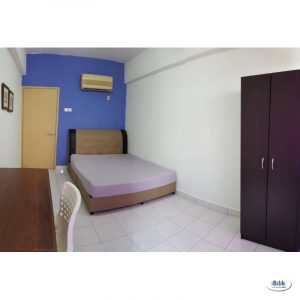 room for rent, medium room, taman tun dr ismail, Free WIFI Room At TTDI, Kuala Lumpur With 100MBPS MRT STATION