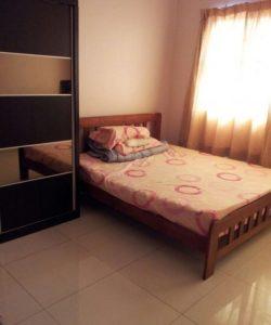 room for rent, medium room, taman mayang, Available Room Rent at SS25 Taman Mayang With Aircond & Wifi