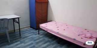 room for rent, medium room, kota kemuning, FREE WIFI ! Kota Kemuning, Shah Alam Available Room For Rent