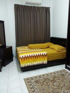room for rent, medium room, taman tun dr ismail, Non-Smoking Unit At TTDI Kuala Lumpur