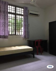 room for rent, medium room, ss7, Available Room Rent at SS7 Kelana Jaya Near Paradigm, Kelana Business Centre,Lincoln University