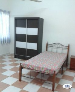 room for rent, medium room, usj 20, Weekly Cleaning At USJ 20 with 100MBPS WIIFI
