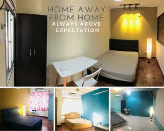 room for rent, medium room, bandar utama, Super nice Designer AC Room AT BU11/6