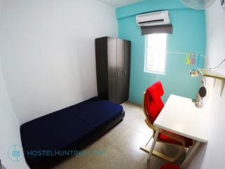 room for rent, medium room, taman wawasan, Middle Room For Rent At Taman Wawasan , Puchong With WI-FI 100 Mbps