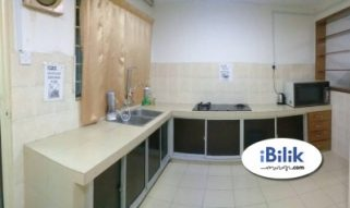 room for rent, medium room, ss 15, Room SS15 Subang, Near LRT with High Speed Wi-fi , Full Facilities