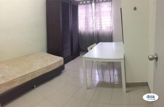 room for rent, medium room, bukit jalil, Available Room Rent at Bukit Jalil, Kuala Lumpur & Full Facilities & Clean