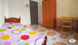 room for rent, medium room, usj 18, Room To Let At USJ 18, Subang Jaya with Weekly Cleaning
