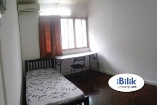 room for rent, medium room, ss 2, Room To Let at SS2 ,Near with Petron SS2 & Free High Speed WiFi
