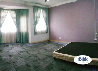 room for rent, master room, bandar puchong jaya, Bandar Puchong Jaya Available Room For Rent Near Industry With Full facilities & Wi-fi