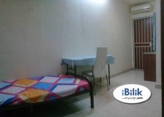 room for rent, single room, usj 11, USJ Subang Middle Room Rent, Near Segi College, 19 USJ mall With Free Wifi