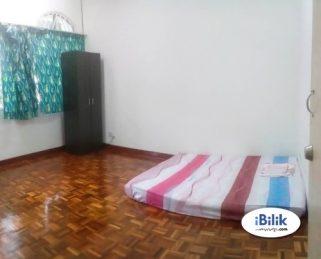 room for rent, single room, bandar bukit puchong 2, Bukit Puchong Available Room For Rent , with Aircon , Free WiFi & Full Facilities