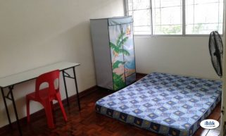room for rent, medium room, ss18, Affordable Living At SS18, Subang Jaya With High Speed WIFI