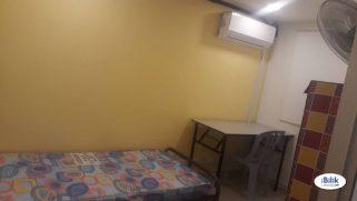 room for rent, single room, taman damai utama, Renovated Unit! Taman Damai Utama With Free High Speed WiFi
