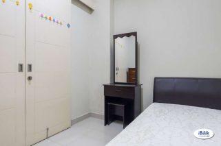 room for rent, medium room, bukit jalil, Middle Room At Bukit Jalil, Kuala Lumpur