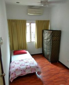 room for rent, single room, puchong, ATTACHED BATHROOM JALAN TEMPUA PUCHONG FREE WIFI